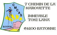 Coordonnées de la Cmcas Bayonne