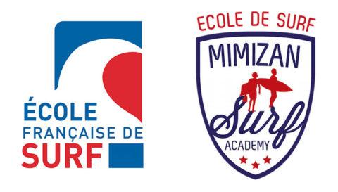 Mimizan Surf Academy, 33 avenue de l'Océan 40200 Mimizan (hors juillet et août)