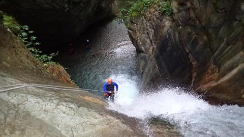 Ur eta Lur, canyoning, Charre Nord Chemin Iribarne borda, Maison Oihana, 64780 Suhescun