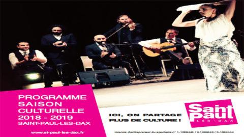 Saison culturelle, St-Paul-les-Dax