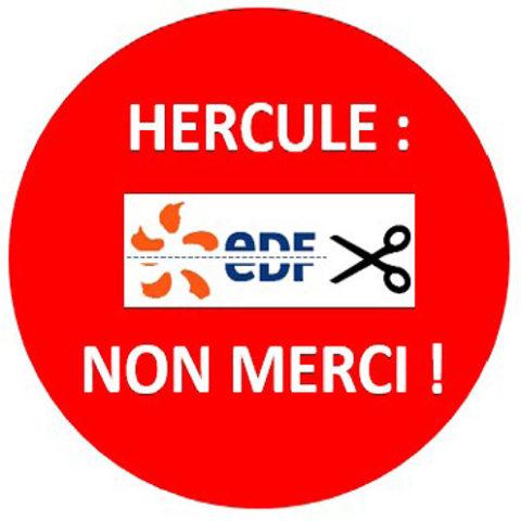 HERCULE : Appel des syndicats CGT, CFE/CGC et FO