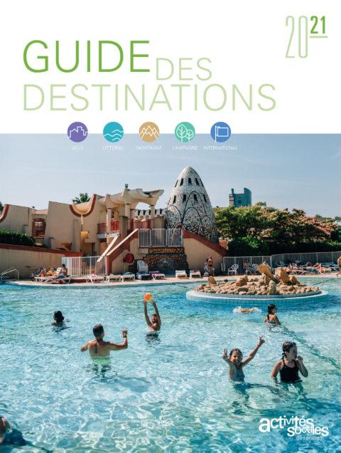 Informations guide des destinations 2021