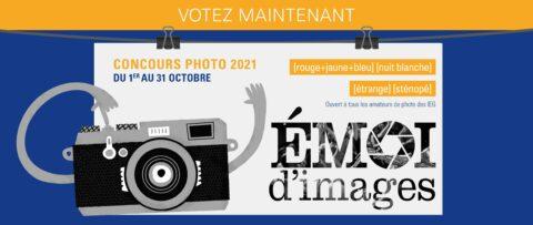 CONCOURS PHOTO «EMOI D'IMAGES 2021»