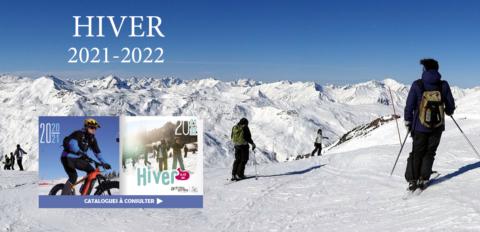 Vacances Adultes et jeunes Hiver 2021/2022